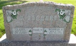 Gladys McTaggart