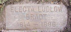 Electa Mary Ann Bradt