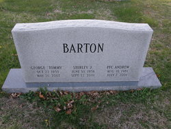George Thomas Tommy Barton