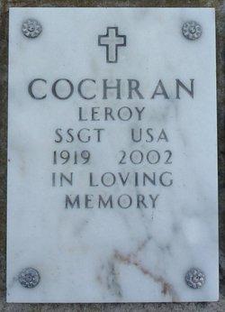 Leroy Cochran
