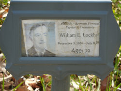 William E Bill Lockhart