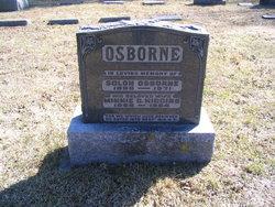 Solon Osborne