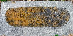 Mary Agnes <i>Homrighaus</i> Cameron