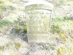 Martha A Welch