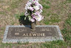 Lillie B <i>Gilmer</i> Alewine