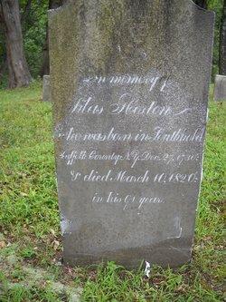 Silas Horton