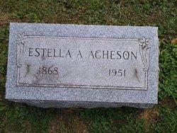 Estella A. Acheson
