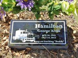 George Alvin Buddy Hamilton, Sr