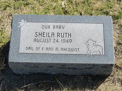 Sheila Ruth Ahlquist