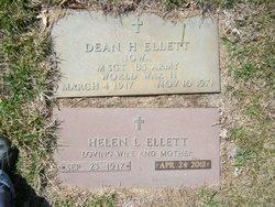 Helen Louise <i>Fouts</i> Ellett