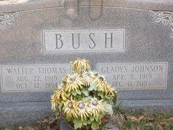 Gladys <i>Johnson</i> Bush