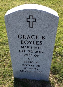 Grace <i>Burns</i> Boyles
