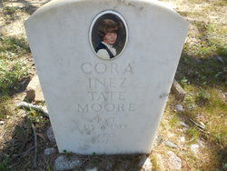 Cora Inez <i>Tate</i> Moore