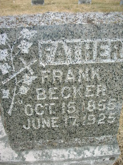 Francis Frank Becker