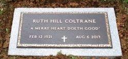 Ruth Marie <i>Hill</i> Coltrane