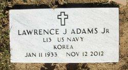 Lawrence Joseph Larry Adams