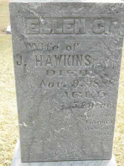 Ellen C. <i>Gunning</i> Hawkins