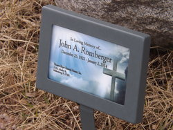 Dr John Albert Romberger