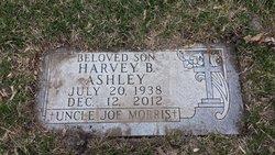 Harvey B Ashley