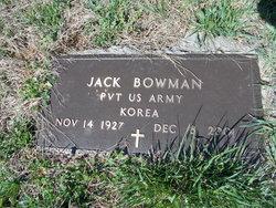 Jack Bowman