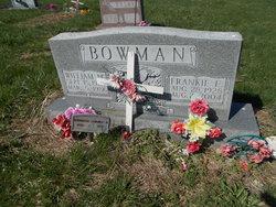 Frankie Ellen <i>Bartleson</i> Bowman
