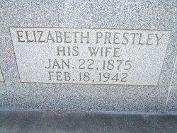 Elizabeth <i>Prestley</i> Fife