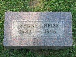 Jeanne Heisz