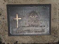 Pvt Frederick George Ashwood