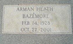 Rev Arman Heath Bazemore