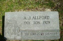 Andrew Jackson Allford