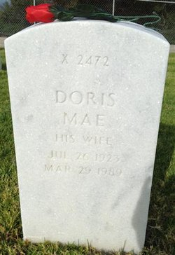 Doris Mae Nebeker