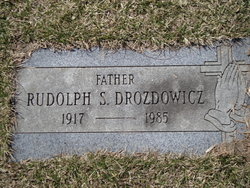 Rudolph S. Rudy Drozdowicz