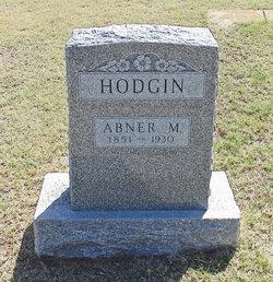 Abner M Hodgin