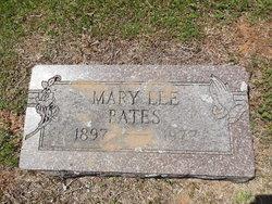 Mary Lee Bates