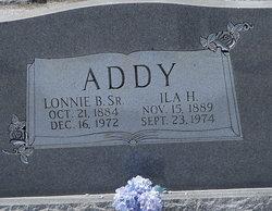 Lonnie Brooks Addy, Sr