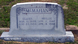 Mollie Ann <i>Russell</i> McMahan