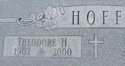 Theodore H Tate Hoff