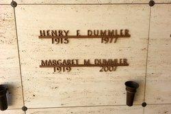 Henry F Dummler