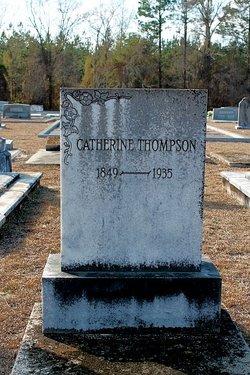 Winnie Catherine <i>Flanders</i> Thompson