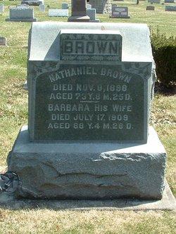 Nathaniel Brown
