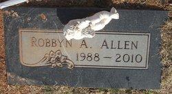 Robbyn Ashleigh Allen