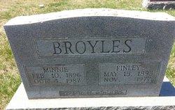 George Finley Broyles