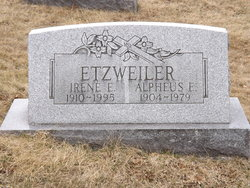 Irene Elizabeth <i>Keefer</i> Etzweiler