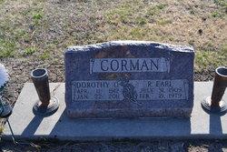 Dorothy Orpah <i>Thayer</i> Corman
