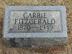Catherine A. Carrie <i>Warner</i> Fitzgerald