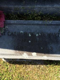 Catherine <i>Stewart</i> Abraham