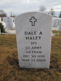 Dale Alan Haley