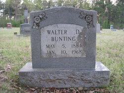 Walter Dorreldo Bunting