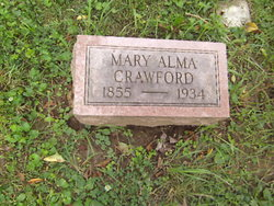 Mary Alma <i>Pettibone</i> Crawford