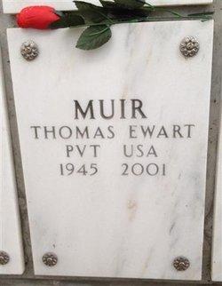 Thomas Ewart Muir